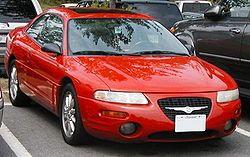 Chrysler Sebring Coupé (1997–2000)