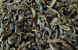 Chun Mee - Image: Chun mee tea