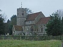 Church of St Mary Magdelene, Great Hampden - geograph.org.uk - 102265.jpg
