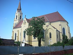 Ciacova catholic church.jpg