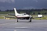 Cirrus Australia (VH-VSV) Socata TBM-700 at Wagga Wagga Airport.jpg