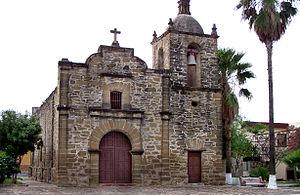 Ciudad Mier - Image: Ciudad Mier