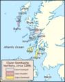 Clann Somhairle territories, circa 1266.png