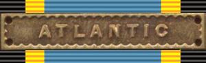 Air Crew Europe Star - Atlantic Clasp
