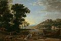 Claude Lorrain - Paysage avec les commerçants.jpg