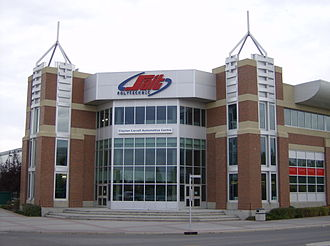Southern Alberta Institute of Technology - Clayton Carroll Automotive Centre at SAIT