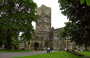 Cliffe Castle Museum - Cliffe Castle Museum.