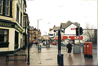 Colwyn Bay - Colwyn Bay in the early 2000s.