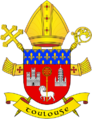 Coat of Arms of archdiocese of Toulouse.png