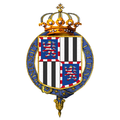 Coat of arms of Prince Henry of Battenberg, KG, PC.png