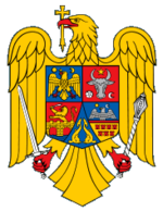 Coat of arms of Romania Eagle.png