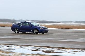 Chevrolet Cobalt SS - SS Supercharged racing