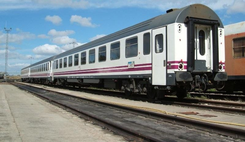 Coche 10000 Renfe