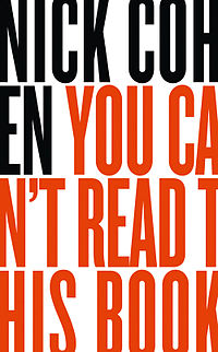You Can't Read this Book cover