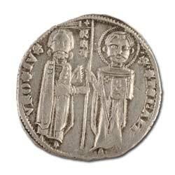 Coin of Stefan Milutin