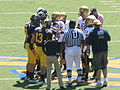 Coin toss at Colorado at Cal 2010-09-11.JPG