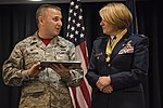 Col. Patty Wilbanks retires after 27 years of service (29366407023).jpg