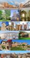 Collage de la ciudad de Cáceres, Extremadura, España.png