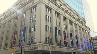 The Carlu - The Carlu is housed on the seventh floor of College Park, located at College and Yonge Street.