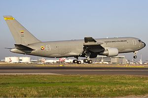Colombian Air Force Boeing KC-767-2J6ER Lofting-1.jpg