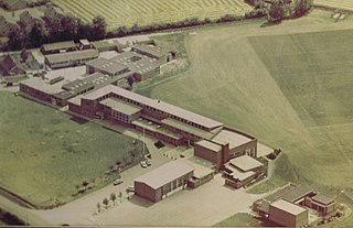 Comberton Village College Academy in Cambridge, Cambridgeshire, England