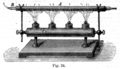Combustion tube and alcohol stove for the analysis of nitrogen (Alessandri 1895.24).png