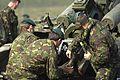 Commandos preparing to fire a L118 light gun during Exercise Heiktila. MOD 45144574.jpg
