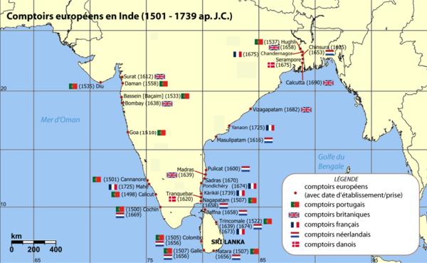 la compagnie des indes