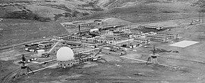 Condon Air Force Station - Condon Air Force Station, circa 1962