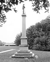 List of Confederate monuments and memorials - Wikipedia