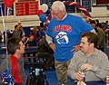 Congressman George Miller visits Clayton Valley Charter High School to celebrate the historic approval of the Clayton Valley Charter conversion. (6872962313).jpg