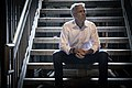 Congressman Joe Walsh, Nationally Syndicated Radio Host on Stairs.jpg