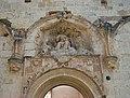 Conjunt escultòric de la portada de l'església de la cartoixa de Valldecrist, Altura.JPG