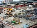 Construction at Kaohsiung train station.jpg
