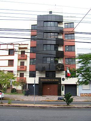 Brazil–Italy relations - Image: Consulado Geral da Itália, Porto Alegre