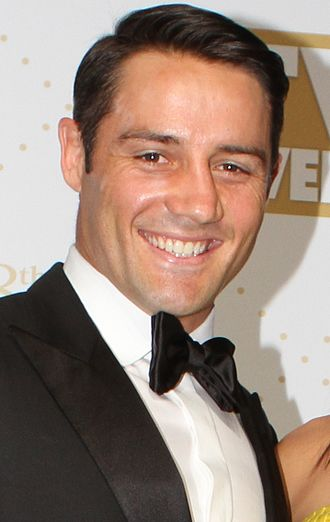 """Dally M Awards - Cooper Cronk, winner of """"Player of the Year"""" at the Daly M in 2016"""