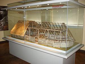 Byre-dwelling - A model
