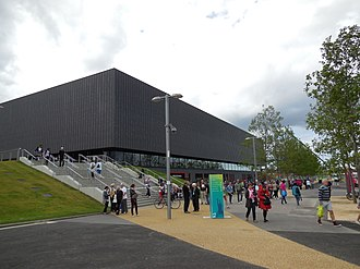 Copper Box Arena - Image: Copper Box Arena (geograph 3642114)