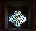 Corby Glen St John's - quatrefoil stained window.jpg