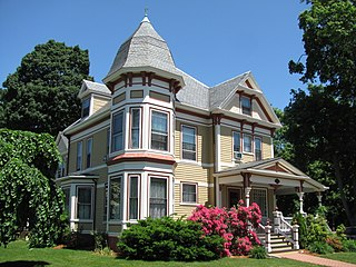Woburn Street Historic District