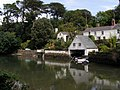 Cottages by the creek, Helford - geograph.org.uk - 526269.jpg