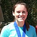 Courtney Smith 2013 NAVFAC Southeast medal winners at the Leprechaun Dash 5K Run at NAS JAX March 15 (8560690974) (cropped).jpg