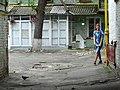 Courtyard Scene - Podil District - Kiev - Ukraine (43711620731).jpg