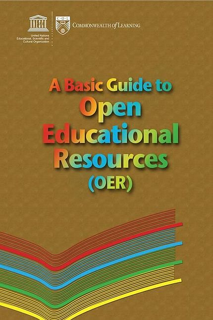 Cover of Basic Guide to Open Educational Resources.jpg