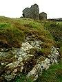 Cricieth Castle gatehouse - geograph.org.uk - 1104006.jpg