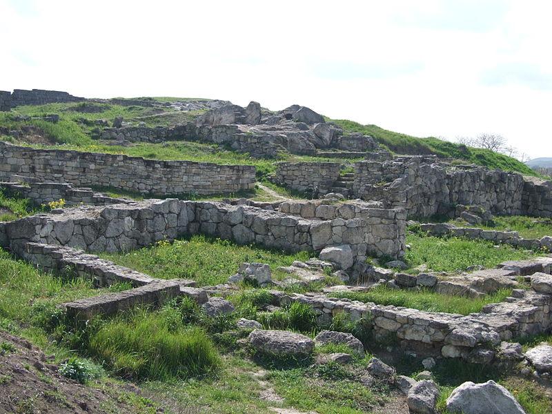 File:Crimea Kerch Pantikapey archeological site-02.jpg