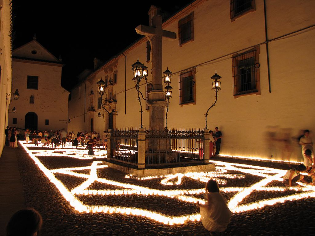 Plaza de Capuchinos
