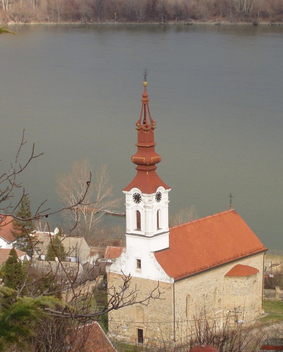 Crkva Svetog Nikole u Starom Slankamenu
