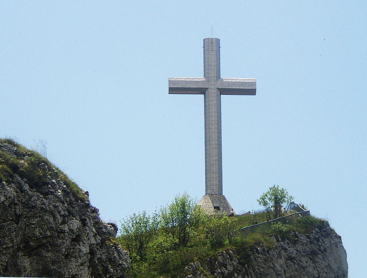 Croix Du Nivolet Wikip 233 Dia