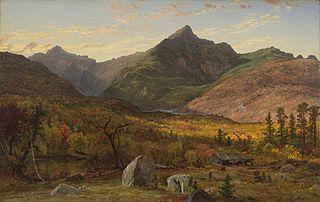 Mt. Jefferson, Pinkham Notch, White Mountains